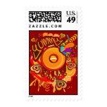 Yummy_Doughnut Stamp