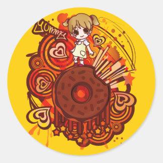 Yummy_Doughnut Stickers