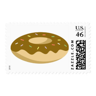 Yummy Food - Donut Stamps
