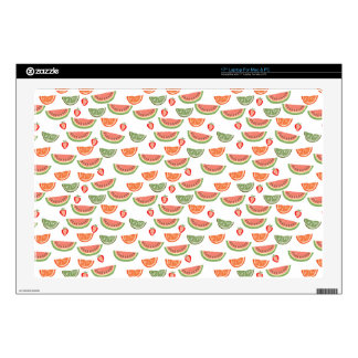 """Yummy Fruit Decal For 17"""" Laptop"""