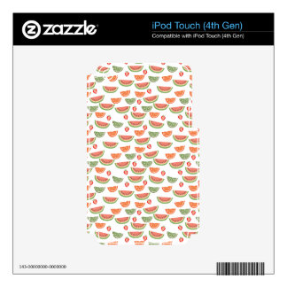 Yummy Fruit Skin For iPod Touch 4G