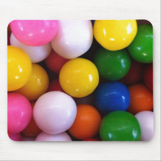 Yummy Gumballs Mouse Pad