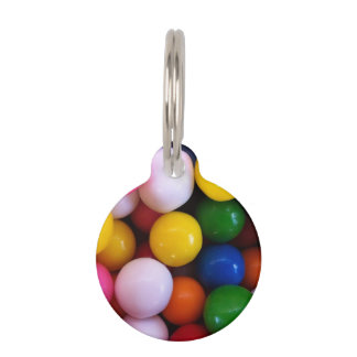 Yummy Gumballs Pet Name Tag