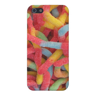 Yummy & Gummy Bears (Some Worms On Some) Case For iPhone SE/5/5s