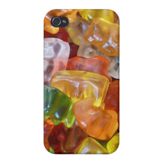 Yummy gummy case iPhone 4/4S covers