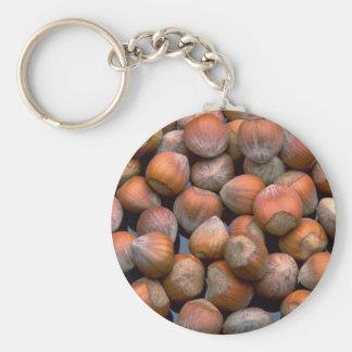 Yummy Hazelnuts Keychain