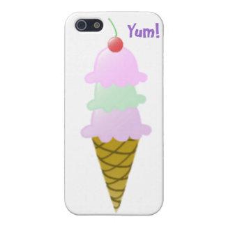 Yummy Ice Cream Cone iPhone Case
