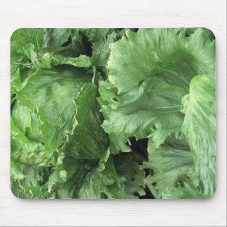 Yummy Iceberg lettuce Mousepads