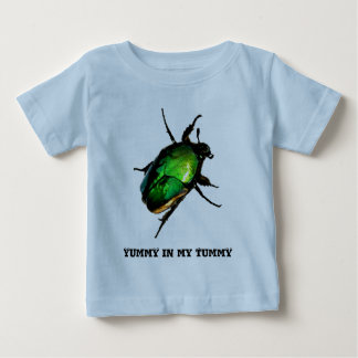Yummy in my Tummy Baby T-Shirt