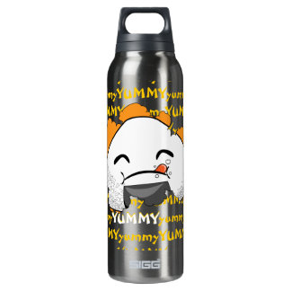 Yummy Juice! Thermos Water Bottle