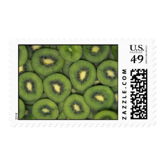 Yummy Kiwi fruit Postage Stamp