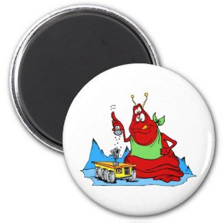 Yummy Mars Rover Magnet