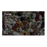 Yummy Mixed beans Business Card