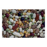 Yummy Mixed beans Print