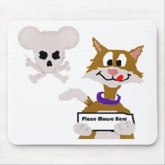 Yummy Mouse Mouse Pad