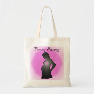 Yummy Mummy Tote Bags