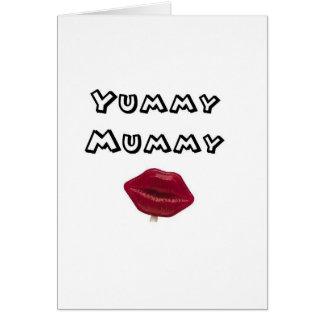 yummy mummy cards