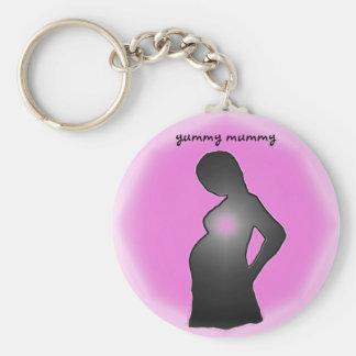 yummy mummy key chains