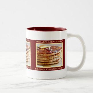 Yummy Pancakes Mug