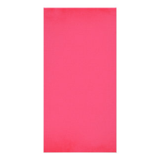 YUMMY PINK GIRLY BEAUTY FASHIONABLE COLORS BACKGRO PICTURE CARD