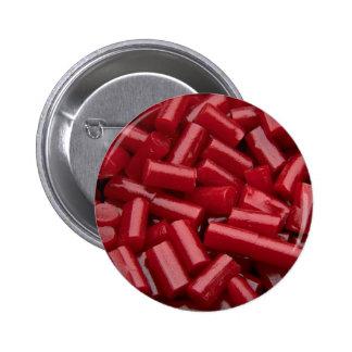 Yummy Red licorice Pin