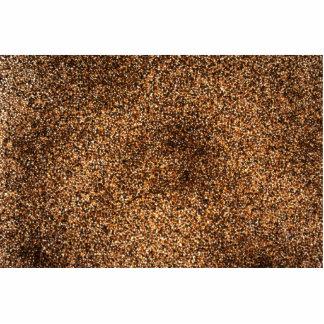 Yummy Short grain brown rice Photo Sculptures