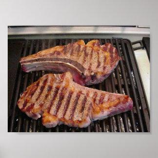 Yummy Steak poster