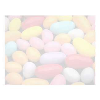 Yummy Sugar Easter eggs Letterhead Design