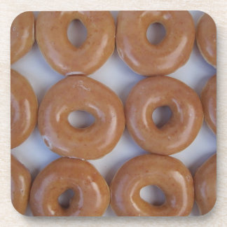 YUMMY SWEET DONUTS BEVERAGE COASTERS