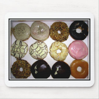 YUMMY SWEET DONUTS MOUSEPADS