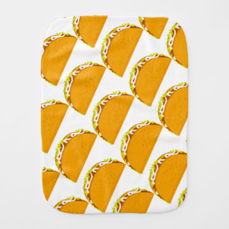 Yummy Taco Burp Cloth Baby Gifts