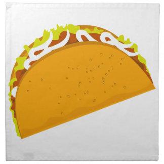 Yummy Taco Napkin