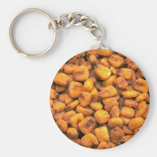 Yummy Toasted corn Keychains