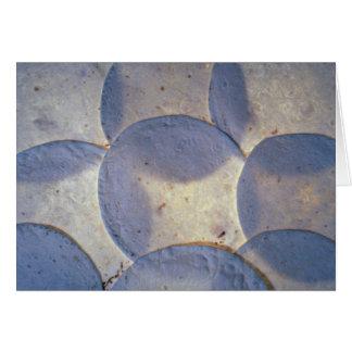 Yummy Tortilla shells Cards