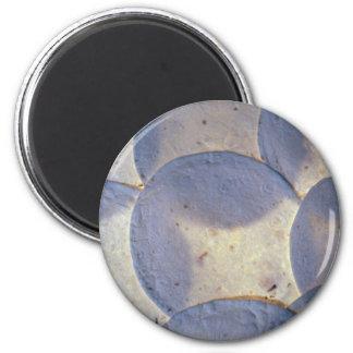 Yummy Tortilla shells Refrigerator Magnet