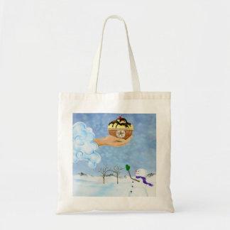 Yummy Treat Tote Canvas Bag