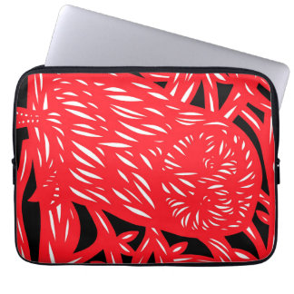 Yummy Worthy Tranquil Hug Laptop Sleeve