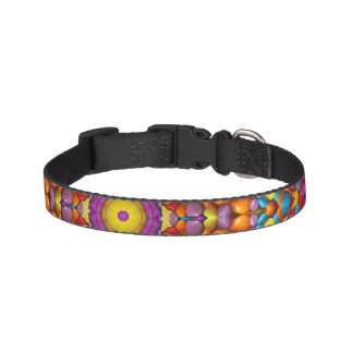 Yummy Yum Yum Colorful Dog Collars
