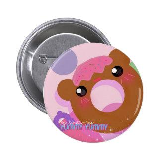 Yummy Yummy! Pinback Button