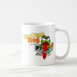 YumYum Frog Coffee Mug