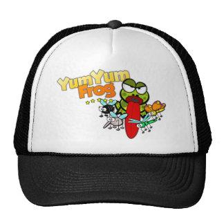 YumYum Frog Trucker Hats