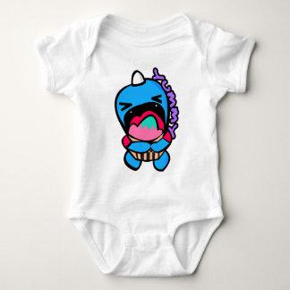 yumyum monster baby bodysuit