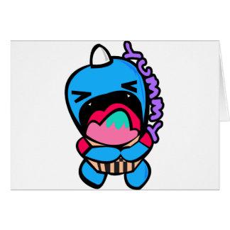 yumyum monster card