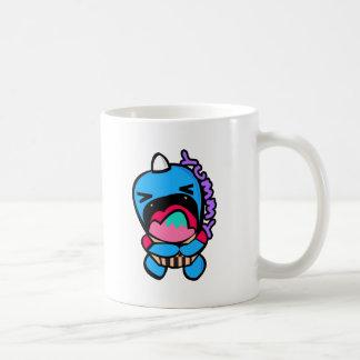 yumyum monster coffee mug