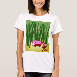 Yun in Bamboo Forest T Shirt