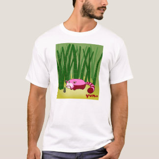 Yun in Bamboo Forest T-Shirt