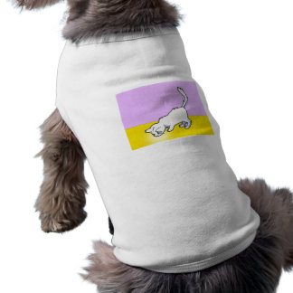 Yuna Anime Art Gallery Character Pet T Shirt