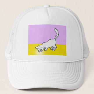 Yuna Anime Art Gallery Character Trucker Hat
