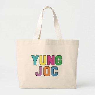Yung Joc Colors Logo Bag