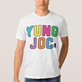 Yung Joc Colors Logo T-Shirt